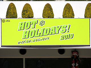 HOT HOLIDAYS!2019